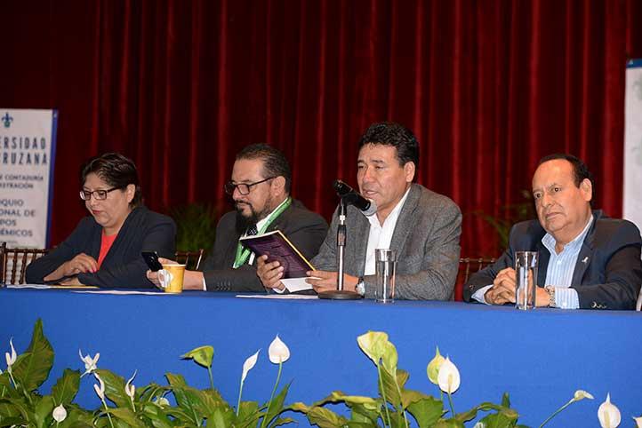 Integrantes del CA Desarrollo Empresarial de la UATX
