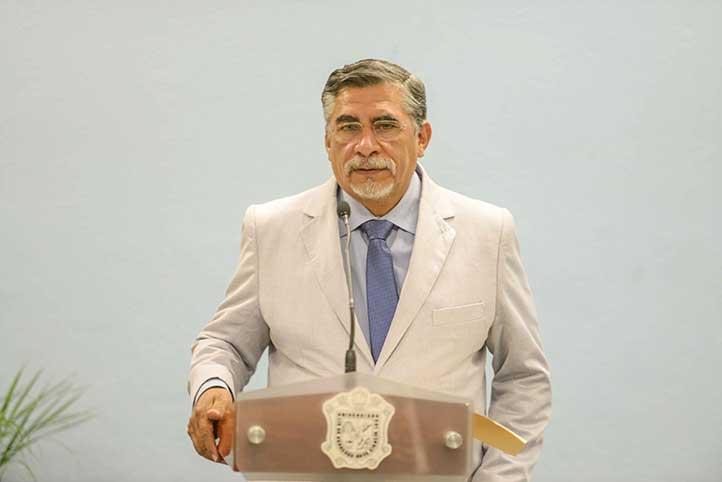 Sebastián Figueroa, académico de Psicología, compartió su experiencia en el curso VIC