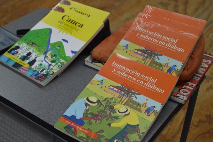 Los textos fueron publicados por la Universidad del Cauca