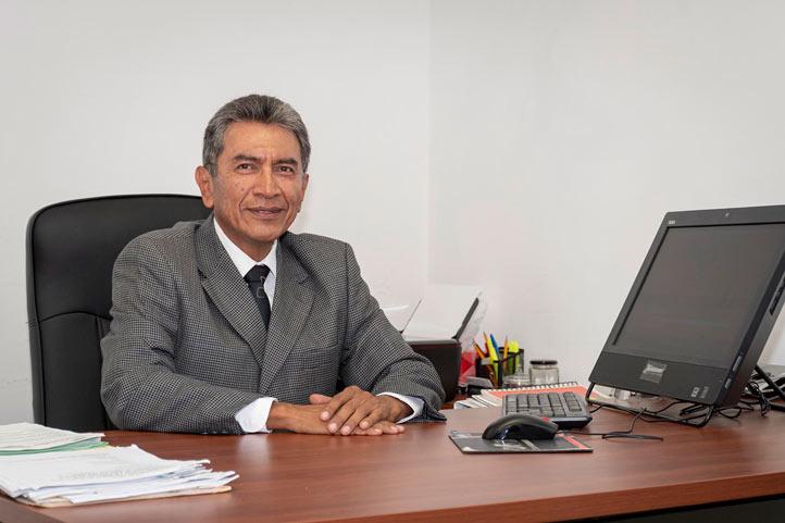 """""""Seguiremos entregando cuentas claras a la ciudadanía"""", señaló Gerardo García Ricardo, titular de la CUTAI (foto de archivo)"""
