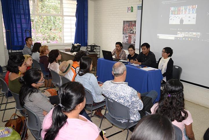 Las facultades de Sociología y Filosofía organizaron charla sobre el caso de los 43 normalistas de Ayotzinapa