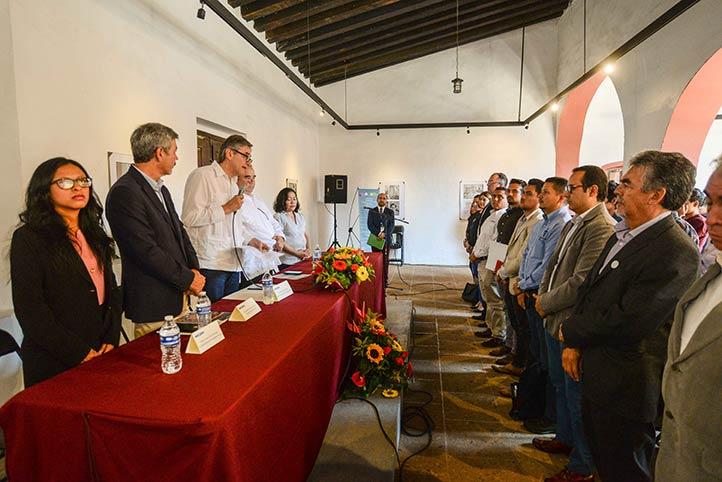 El evento tiene como sede el Centro Recreativo Xalapeño