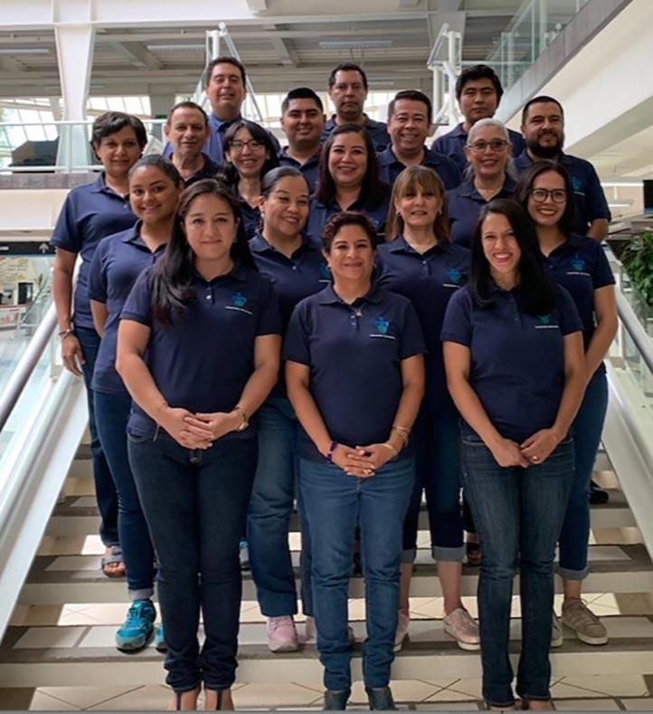 Personal del Centro de Autoacceso de la USBI Xalapa hicieron una invitación al 1er Encuentro de Centros de Autoacceso
