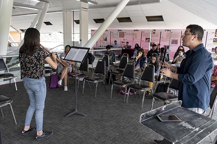 Primer Encuentro Internacional de Oboes