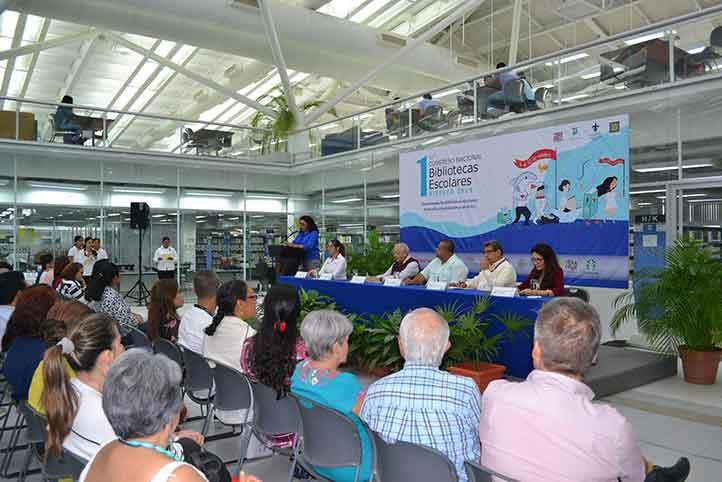 La USBI realiza el Primer Congreso Nacional de Bibliotecas Escolares