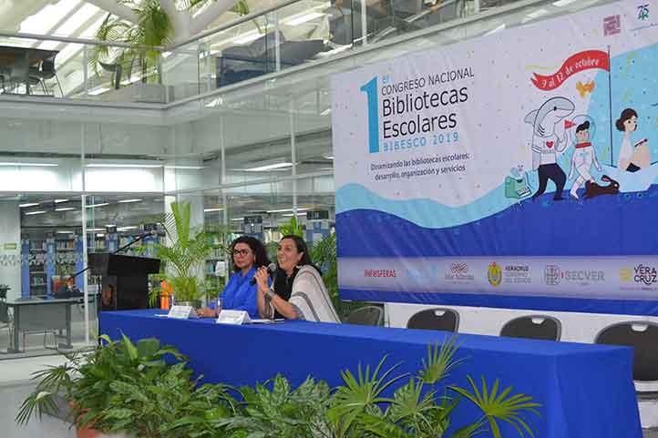Carola Beatriz Diez Bíscaro participó como ponente