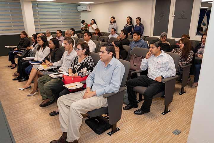 Diplomado busca actualizar y dotar de competencias en juicio oral familiar