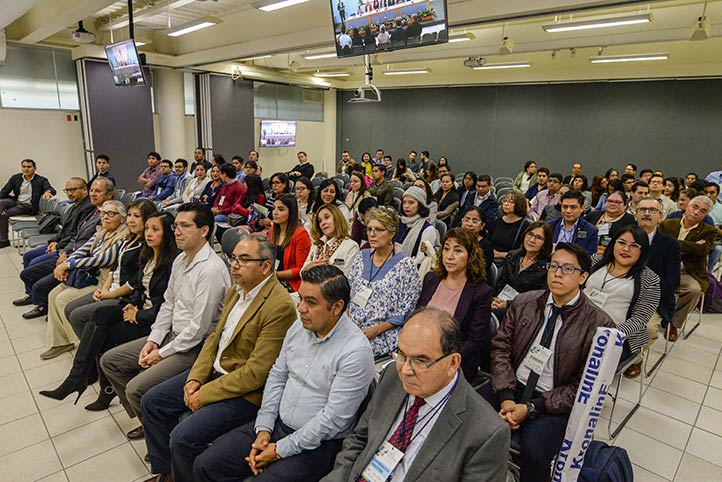 Los días 24 y 25 de octubre se realiza en la USBI el 2º Coloquio de Investigación en Ciencias de la Salud
