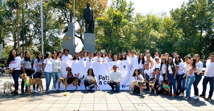 Participaron 70 estudiantes de los cuatro programas educativos de la FCAS