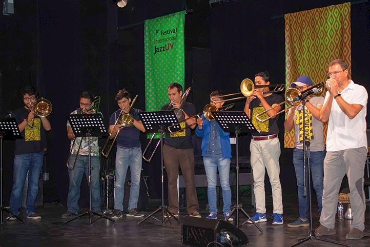 Ensamble de Trombones con Jakub Dedina
