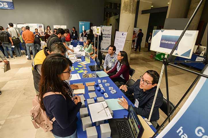 La Feria del Empleo ofertó vacantes laborales