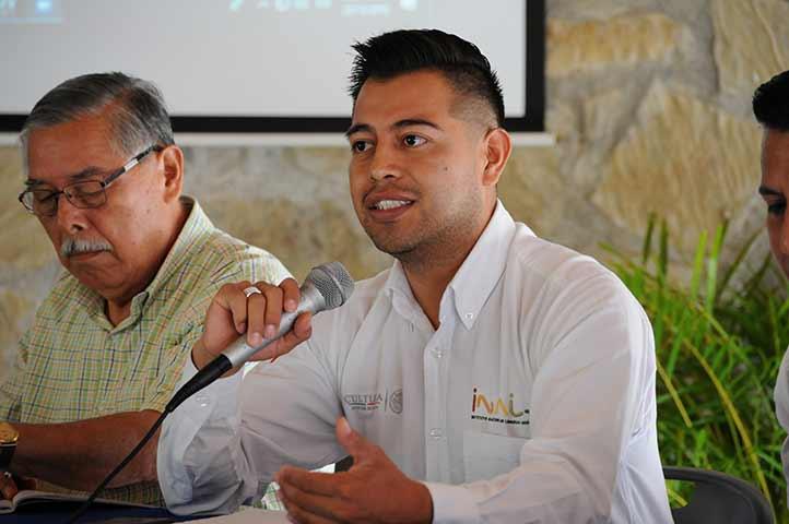 Daniel Hernández Díaz compartió las funciones de la mediación lingüística en las instituciones nacionales