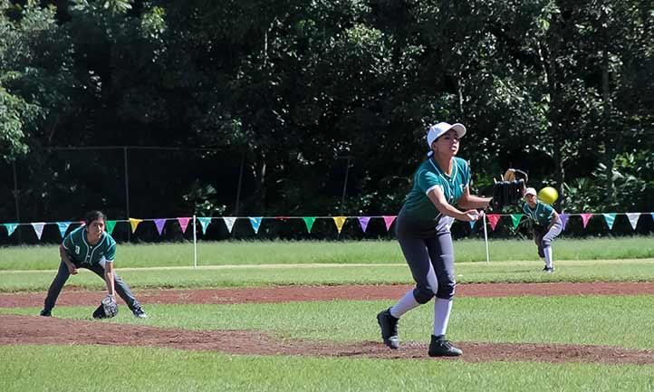 Xalapa fue el mejor en el softbol femenil