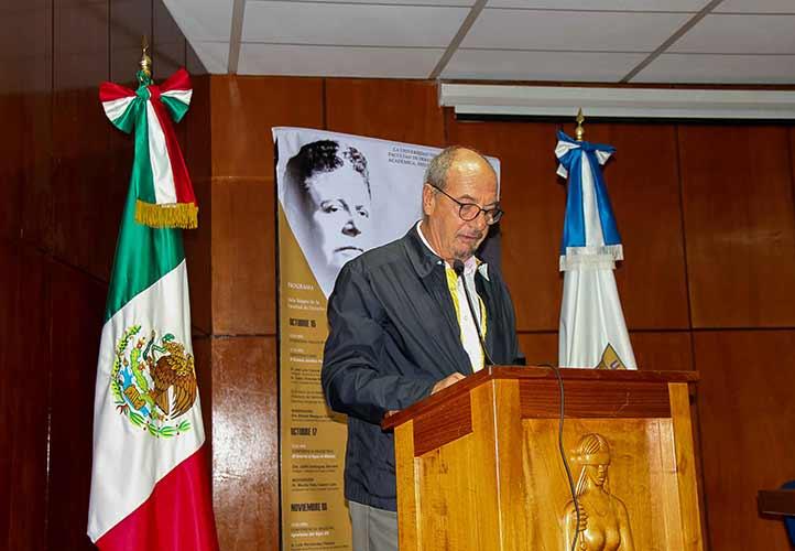 El académico de la UNAM destacó que Canadá es el principal extractor minero en territorio mexicano