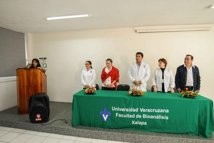 La Facultad de Bioanálisis de la UV celebró el Día del Químico