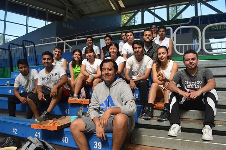 A cargo del instructor Néstor Hernández Flores, concluyó con éxito el curso semestral