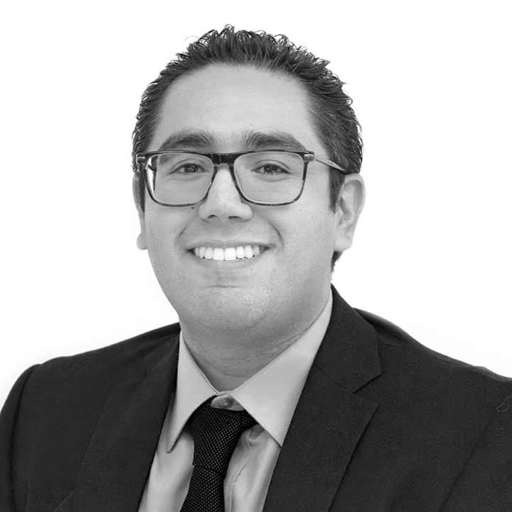 Fernando Rebolledo cursa el Doctorado en Ingeniería Biomédica en la Universidad de Rutgers