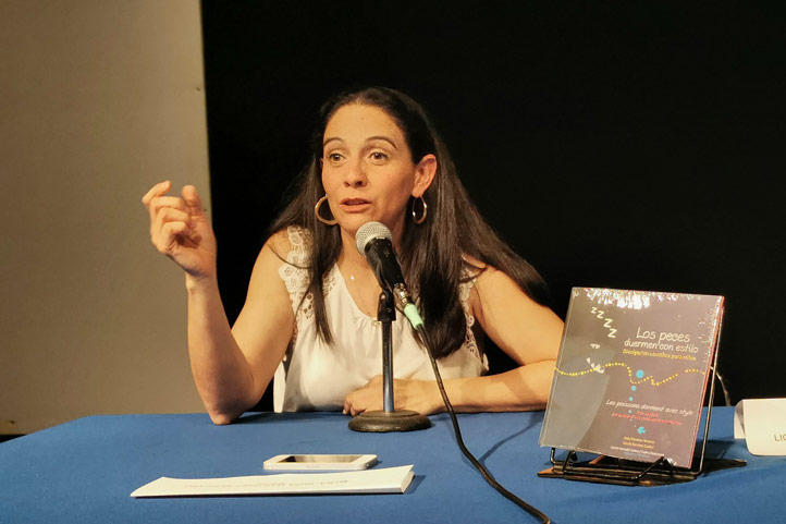 Ibiza Martínez Serrano, coautora