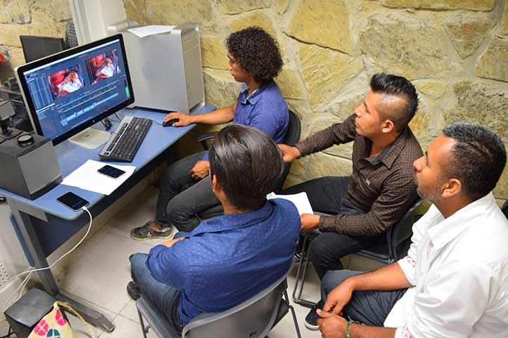 Desde el año 2003 se crearon universidades interculturales en distintas regiones indígenas de México (Foto cortesía UVI)
