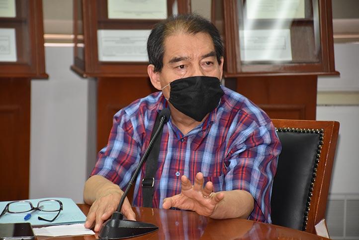 Juan Mendoza Gutiérrez, secretario general del SETSUV