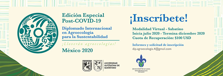 Se tendrá la participación de UNIMINUTO de Colombia y el Grupo de Trabajo de Agroecología Política del Clacso