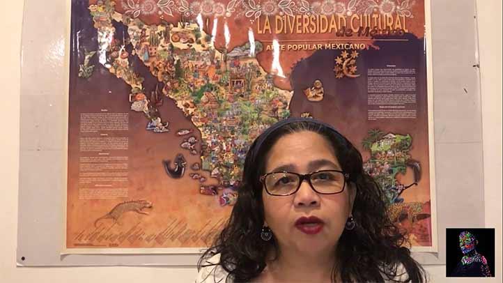 Amparo Rincón, coordinadora del Programa de Arte Popular y Patrimonio Cultural Inmaterial, habló sobre la situación de los artesanos