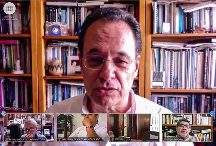 Alberto Olvera dijo que los gobiernos populistas carecen de capacidad para atender la pandemia deCovid-19