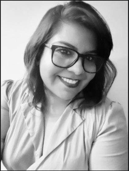 Yadira Rosales, jefa del Departamento de Transparencia de la CUTAI