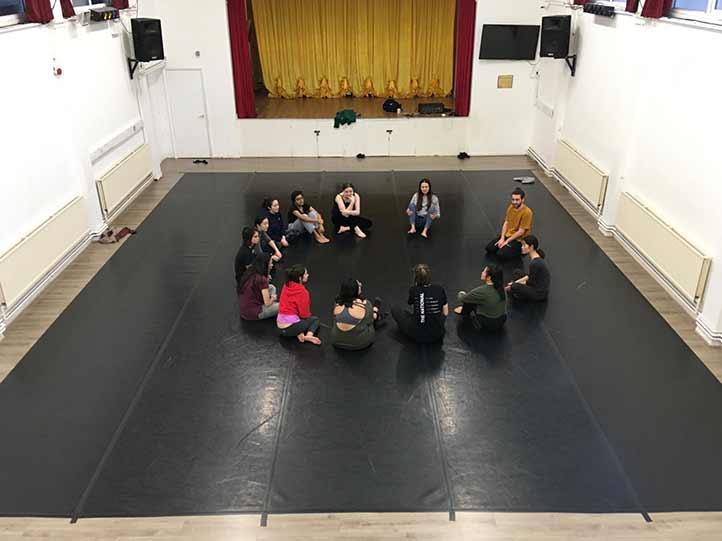 Cursa la Maestría de Teatro Aplicado en The Royal Central School of Speech and Drama