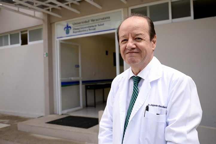 Alejandro Escobar Mesa, director de la CUSRS, dio a conocer el ciclo de videoconferencias sobre salud, ciencia y arte