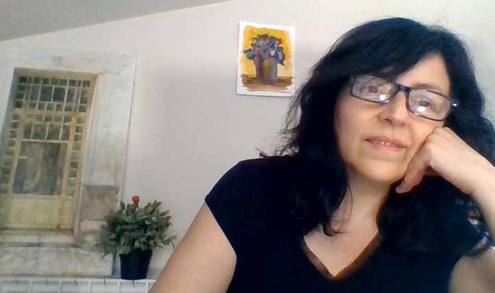 El seminario es impartido por Ana Gabriela Zúñiga Zárate