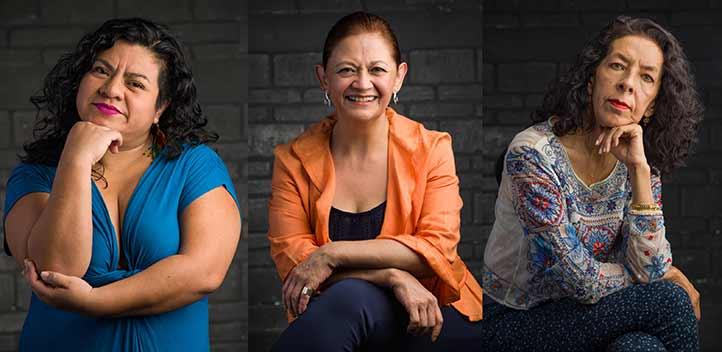 Karina Meneses, Alba Domínguez y Miriam Cházaro fueron las directoras de los capítulos