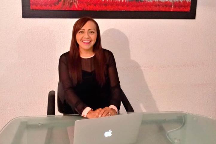 Sandra Vázquez Hernández, coordinadora del Proseembuv