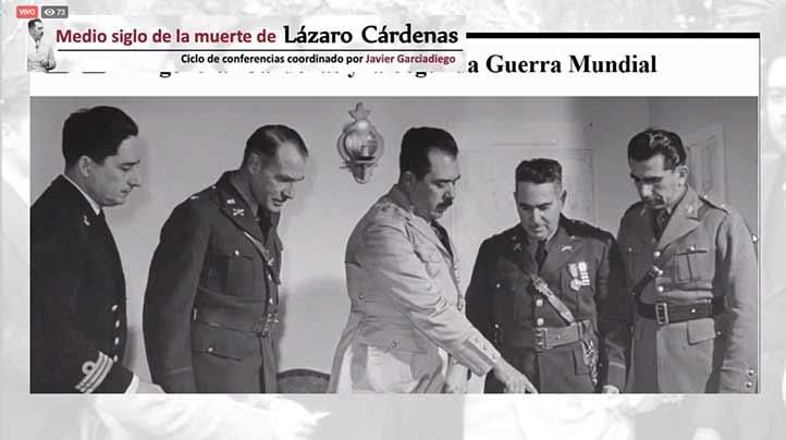 Con el general Cárdenas del Río al mando, México fue beneficiado en las negociaciones con Estados Unidos
