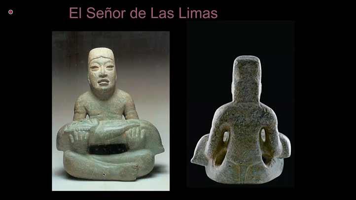 El MAX posee el corpus escultórico olmeca más importante del mundo. En la imagen, El Señor de Las Limas