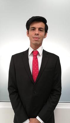 Arturo Triana Romero, ganador del Premio Pfizer a la Excelencia Académica 2020
