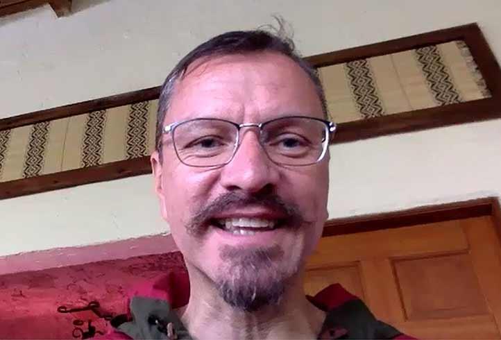 El trombonista de origen checo Jakub Dedina