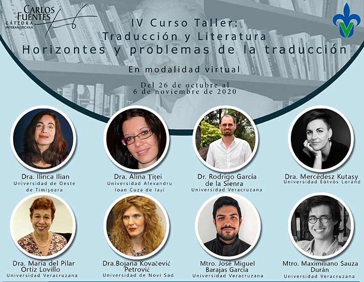 En este foro virtual participarán reconocidos traductores, tanto de la UV como de universidades de Europa Central