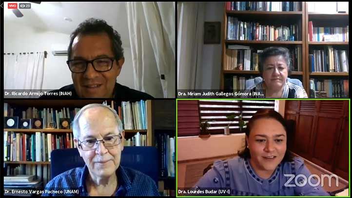 Investigadores del INAH y de la UNAM reflexionaron sobre la importancia de los chontales