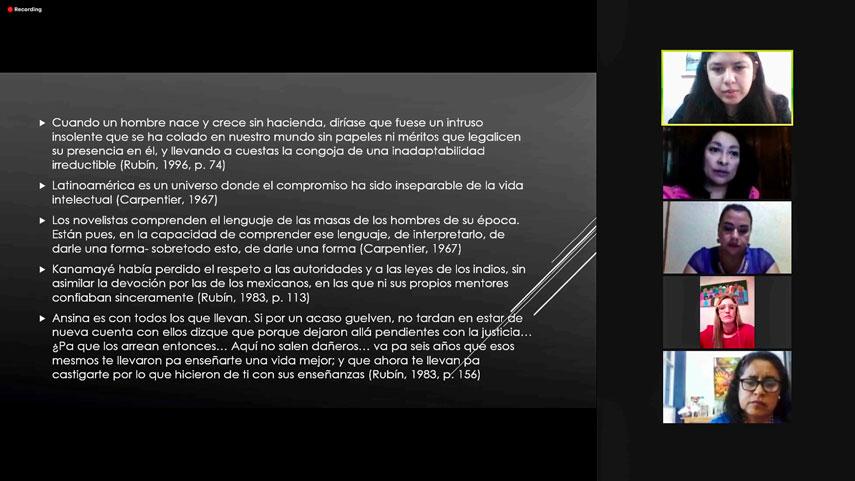 Se abordó la crítica social en diversos autores como Hernán Lara Zavala y Mario Molina Cruz, autor en lengua indígena