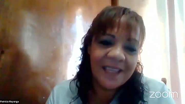 Patricia Mayorga, periodista chihuahuense, reconoció que son insuficientes los mecanismos de protección