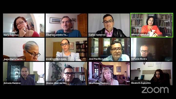 En la Mesa 1.1 participaron expertos con trayectoria internacional