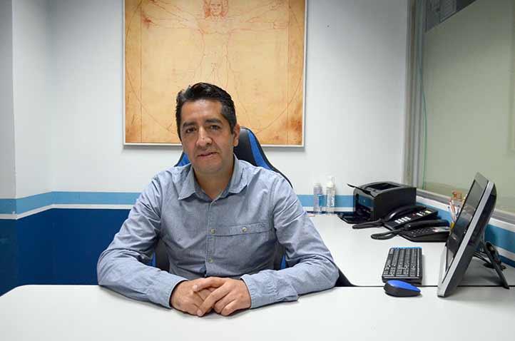 El investigador Guillermo Mendoza obtuvo el financiamiento de la Convocatoria Ciencia de Frontera 2019