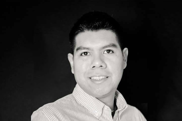 Vicente Josué Aguilera Rueda, académico director del trabajo recepcional