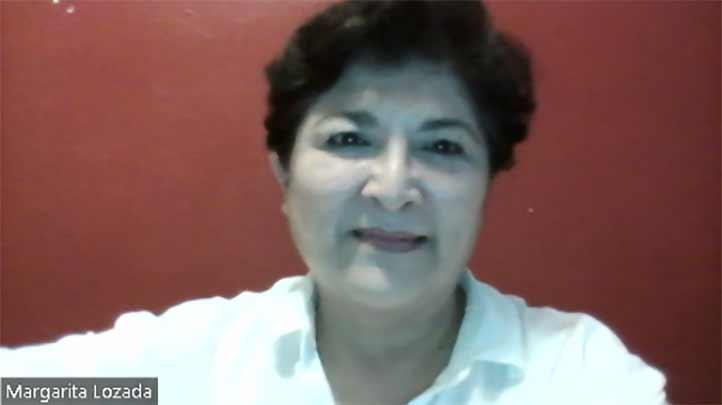 Margarita Lozada Méndez coordinó la investigación desarrollada en 2019