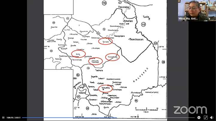 La parte sur de Veracruz estaba densamente poblada en la época prehispánica