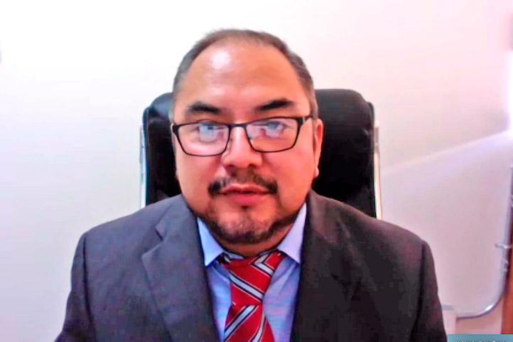 Fabio A. García García, investigador del ICS (Foto de archivo)