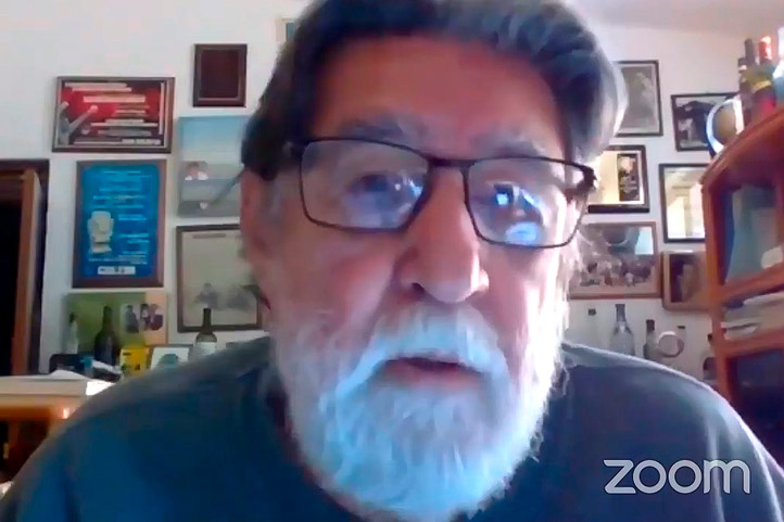 Andrés Fábregas Puig, antropólogo especialista en deporte