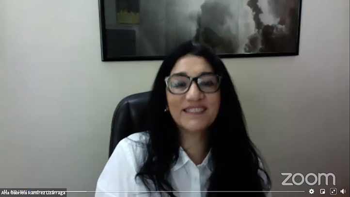Ana Gabriela Ramírez Lizárraga