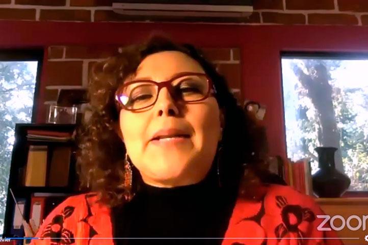 Guadalupe Olivier Téllez